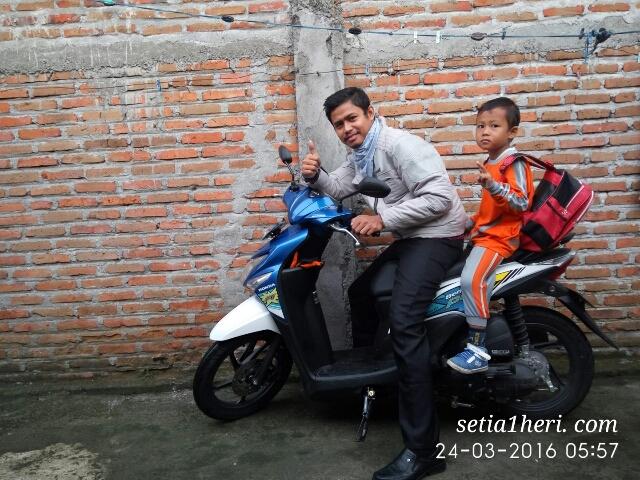 Honda Beat Pop eSP Comic Hits tahun 2016 dijajal oleh blogger setia1heri~01