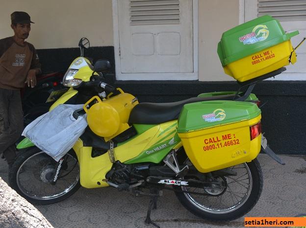 Layanan Honda Homer Serive di Surabaya