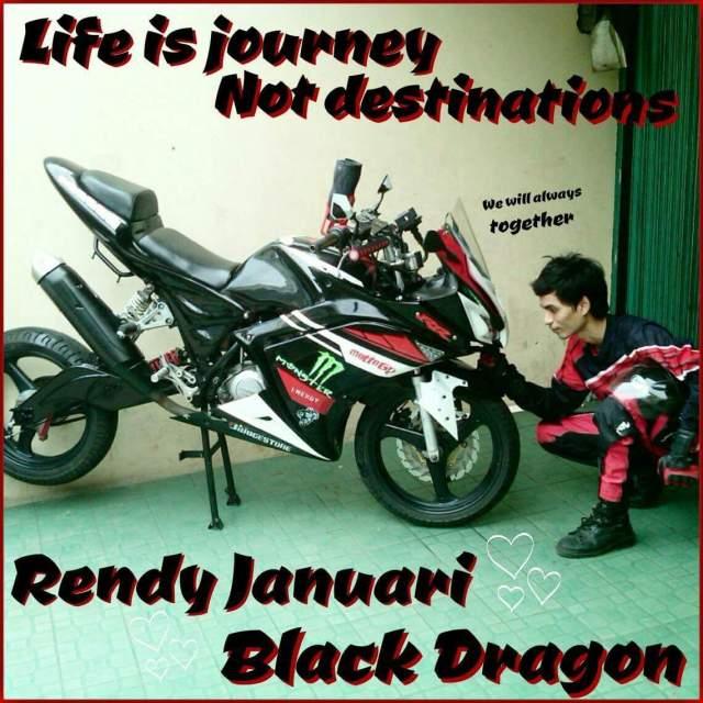 motor sport nungging punya bro Rendy Tangerang