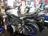 Yamaha MT-09 Tracer di booth Yamaha di Indonesia International Motor Show (IIMS) 2016 (5)
