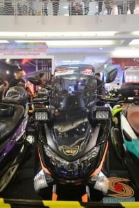 Ragam bentuk windshield, tameng, visor untuk modifikasi Yamaha NMAX (11)