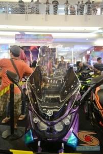Ragam bentuk windshield, tameng, visor untuk modifikasi Yamaha NMAX (12)
