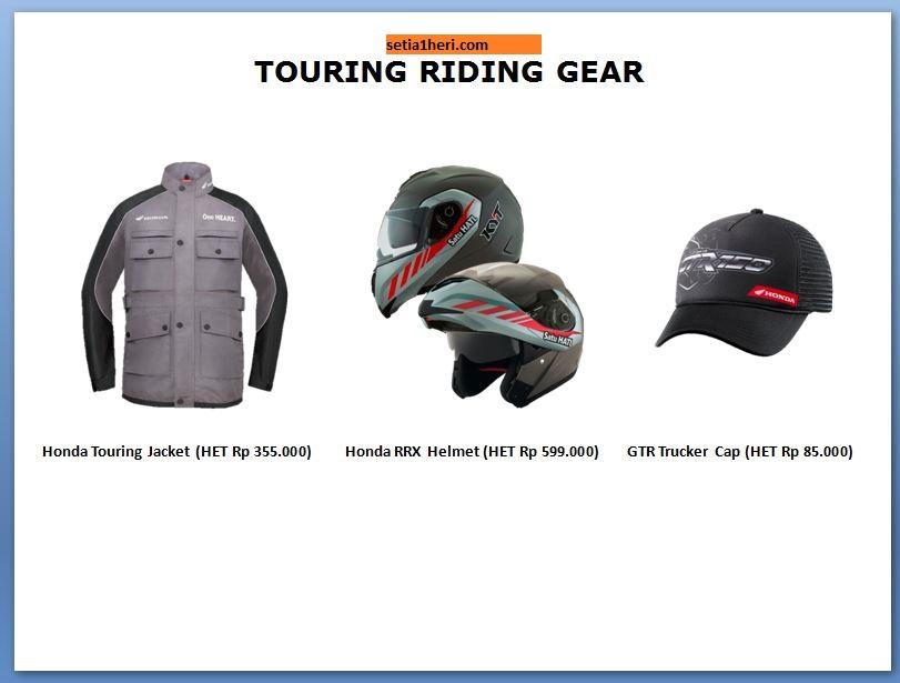 harga jaket dan helm supra gtr 150 tahun 2016
