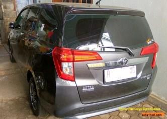 Toyota calya tipe g AT warna grey atau abu2 metallik 5
