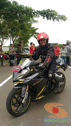 Tips merawat jaket biker dari Honda