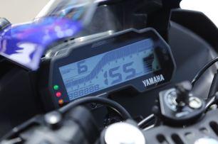 speedometer digital yamaha r15 tahun 2017