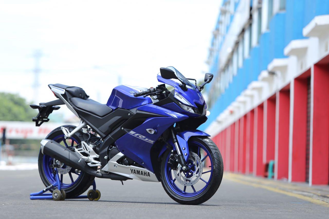 Harga All New Yamaha R15 V3 Tahun 2017 Dan Gambar Detailnya