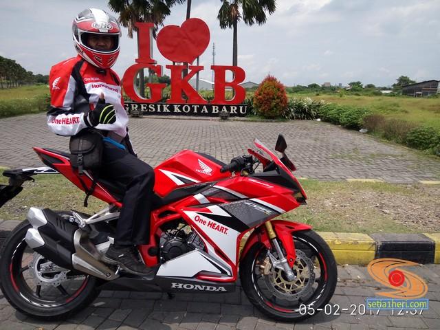 Ini besaran pajak motor Honda CBR250RR di Jawa Timur gans