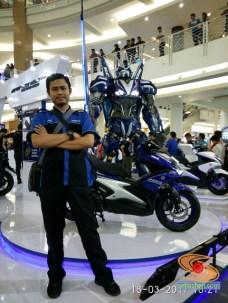 setia1heri dan robot aerox 155 vva tahun 2017