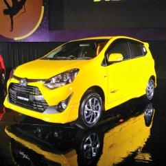 New Agya Trd Manual G Vs Harga Dan Spesifikasi Lengkap All Toyota Tahun