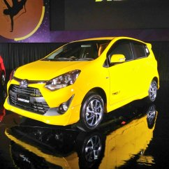 New Agya Trd Silver Harga Grand Avanza Yogyakarta All Toyota Tahun 2017 Tipe S Warna Kuning