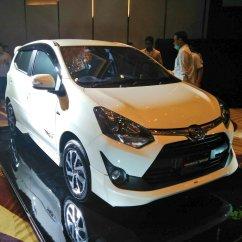New Agya Trd Silver 1.0 G A/t Harga Dan Spesifikasi Lengkap All Toyota Tahun