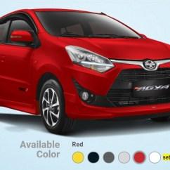 Pilihan Warna Grand New Avanza 2017 Agya G Vs Trd 6 All Toyota Tahun Setia1heri Com Al Inilah Facelift Mantemans