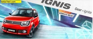 Spesifikasi lengkap Suzuki Ignis tahun 2017