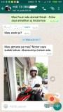 pengalaman kirim paket aksesoris motor ke malaysia tahun 2017 (1)