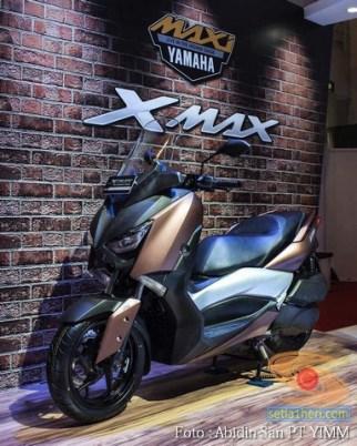 Yamaha XMAX 250 tahun 2017