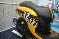 honda scoopy 12 inch modif caferacer tahun 2017 (17)