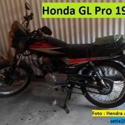 Honda gl pro tahun 1996