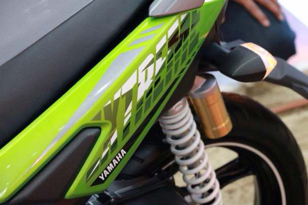 Subtank Rear Suspension yamaha x-ride 125 cc tahun 2017