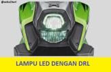 lampu led yamaha x-ride 125 cc tahun 2017