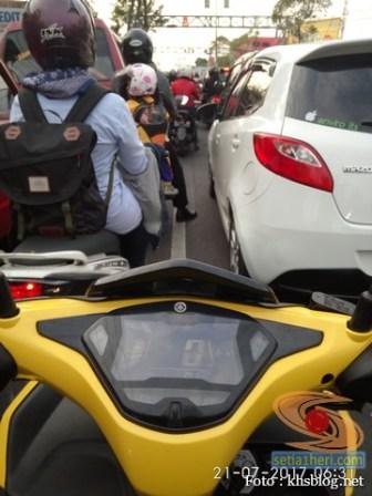KHS Ngincipi Yamaha Aerox 155 VVA buat harian wira-wiri Gresik - Surabaya (3)