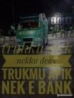 Kumpulan Tulisan kaca samping truck canter yang bikin gerrr.....gerrr... (34)
