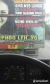 Kumpulan Tulisan kaca samping truck canter yang bikin gerrr.....gerrr... (35)