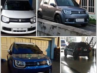 Kumpulan hasil review Suzuki Ignis oleh Kaskuser tahun 2017