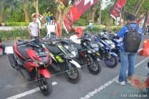 Kumpulan modifikasi minimalis Yamaha Aerox 155 VVA (1)
