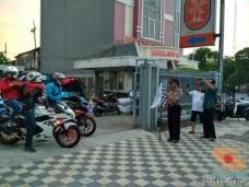 Ada Tenda Mangkal Suzuki dan Kultur bersama SUGOI di Kota Surabaya tahun 2017 (10)