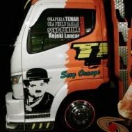 Kumpulan Tulisan lucu di kaca samping truk ....hehehe....gokil 2017 (21)