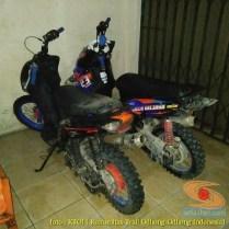 Kumpulan gambar motor trail basis motor matic alias trail matic (14)