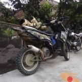 Kumpulan gambar motor trail basis motor matic alias trail matic (2)