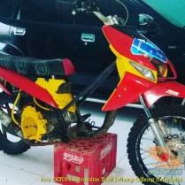 Kumpulan gambar motor trail basis motor matic alias trail matic (24)