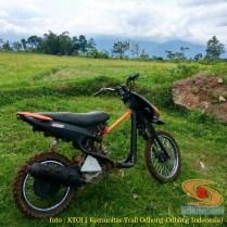 Kumpulan gambar motor trail basis motor matic alias trail matic (26)