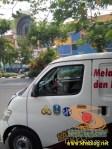 Pengalaman bayar pajak motor tahun 2017 di Samsat Keliling depan THR Surabaya (2)