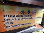 Pengalaman bayar pajak motor tahun 2017 di Samsat Keliling depan THR Surabaya (7)