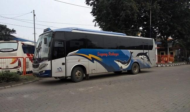 Alasan mesin bus AKAP tidak dimatikan saat mampir di Rumah Makan, Pusat Oleh-Oleh, atau Istirahat pinggir jalan