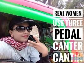 Ratu Nolayyyy Indonesia, Sopir Cantik dump truk asal Jember...salam 1A3P (1)