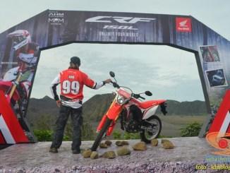 khs bersama honda trail crf150l di Bromo Jawa Timur (4)