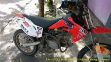 kumpulan foto honda win modifikasi trail apik