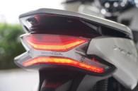 lampu belakang honda pxc 150 lokal indonesia tahun 2017
