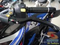 gambar detail Modifikasi sadis Suzuki GSX S 150 dari Kota Pahlawan tahun 2018 (21)
