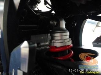 gambar detail Modifikasi sadis Suzuki GSX S 150 dari Kota Pahlawan tahun 2018 (30)