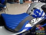 gambar detail Modifikasi sadis Suzuki GSX S 150 dari Kota Pahlawan tahun 2018 (8)