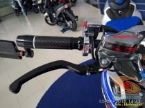 gambar detail Modifikasi sadis Suzuki GSX S 150 dari Kota Pahlawan tahun 2018 (9)