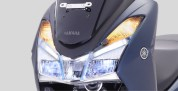 lampu hazard Yamaha Lexi 125 VVA dan Lexi S tahun 2018