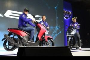 Inilah Harga resmi Yamaha Lexi 125 VVA dan Yamaha Lexi S 125 VVA tahun 2018