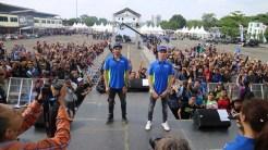 Kemeriahan pesta Suzuki Bike Meet – Jamboree Nasional 2018 bersama Andrea Iannone dan Alex Rins (3)