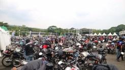 Kemeriahan pesta Suzuki Bike Meet – Jamboree Nasional 2018 bersama Andrea Iannone dan Alex Rins (4)